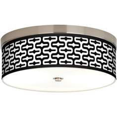 Reflection Giclee Energy Efficient Ceiling Light