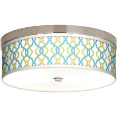 Hyper Links Giclee Energy Efficient Ceiling Light