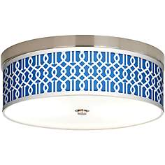 Chain Reaction Giclee Energy Efficient Ceiling Light