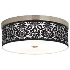 Stacy Garcia Metropolitan Giclee Energy Efficient Ceiling Light