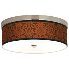 Stacy Garcia Spice Florence Giclee Energy Efficient Ceiling Light