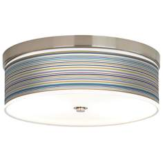 Stacy Garcia Landscape Stripe Energy Efficient Ceiling Light