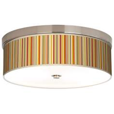 Stacy Garcia Vertical Lemongrass Energy Efficient Ceiling Light