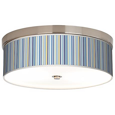 Stacy Garcia Cabana Stripe Energy Efficient Light