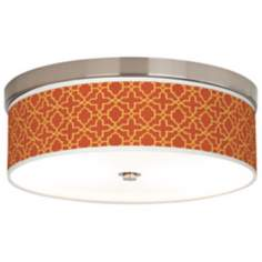Stacy Garcia Santorini Sunset Energy Efficient Ceiling Light