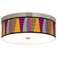 Mambo Giclee Energy Efficient Ceiling Light
