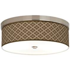 Grevena Giclee Energy Efficient Ceiling Light