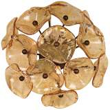 "Fiori Collection 16"" Wide 3-Light Wall Sconce"