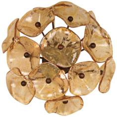 "Cassini Collection 16"" Wide 3-Light Wall Sconce"