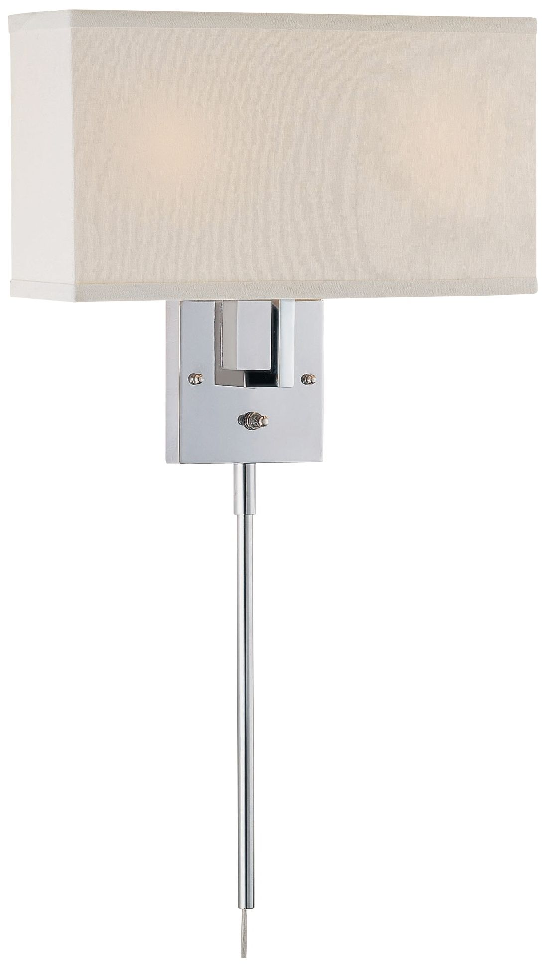 rimini plugin wall sconce