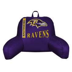 Baltimore Ravens NFL Bedrest Pillow
