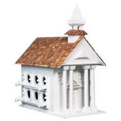 Classic Town Hall Bird House