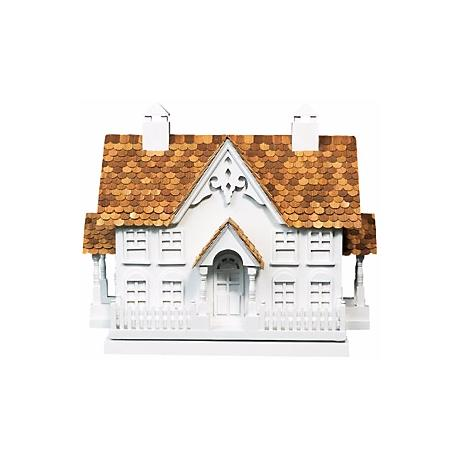 Grand Picket Fence Bird House