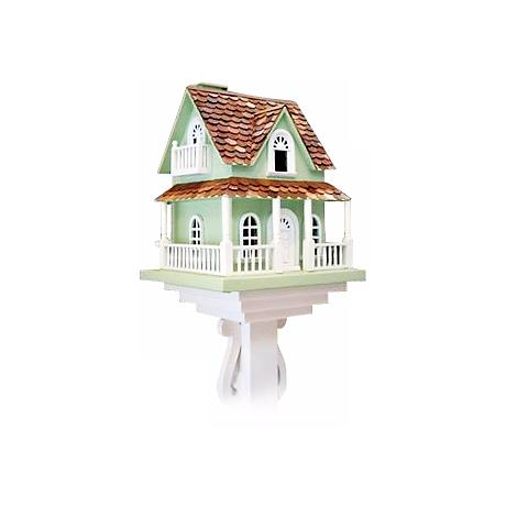 Archtop Windows Country Bird House