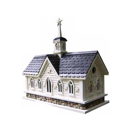 Amish Barn Bird House