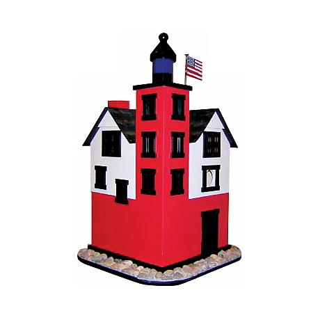 Historic Lighthouse Bird House