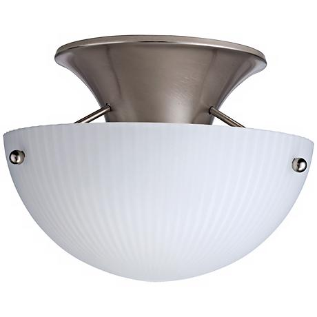 "Elliptis Collection ENERGY STAR 8 3/4"" Wide Ceiling Light"