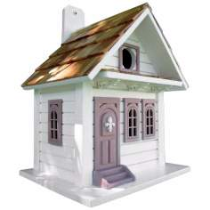 Crescent City Cabin Bird House