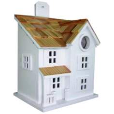 Town and Country Bird House