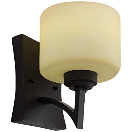 "Izoro Collection ENERGY STAR 8 3/4"" High Wall Sconce"