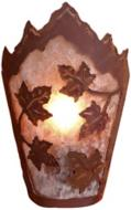 Rustic Wall Sconce at LAMPS PLUS