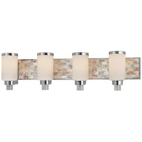 "Cashelmara Collection 34"" Wide Bathroom Light"