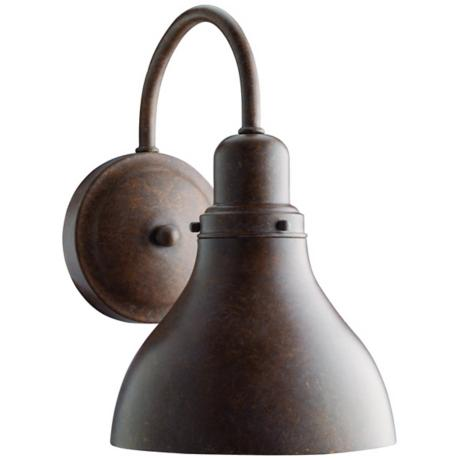 "Kichler Distressed Copper ENERGY STAR 14 1/2"" Wall Light"