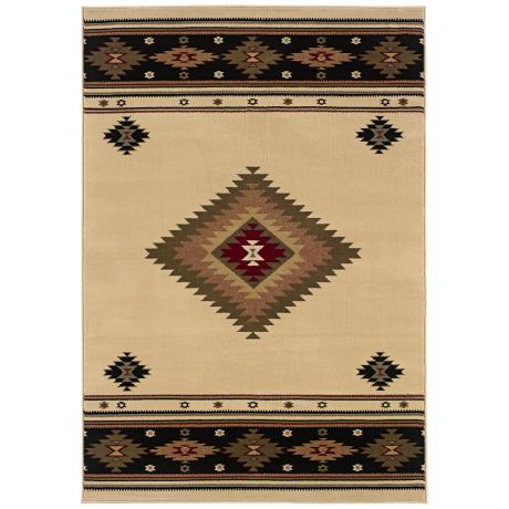 Southwest Light Area Rug