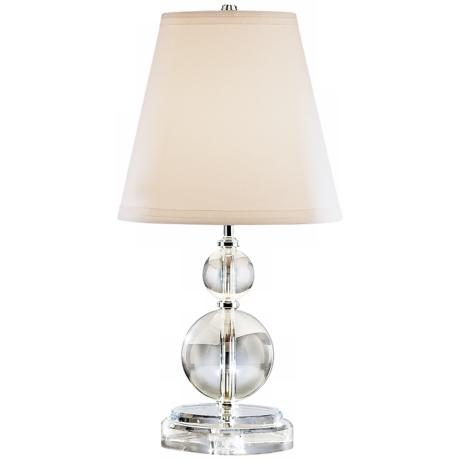 Robert Abbey Crystal Accent Table Lamp