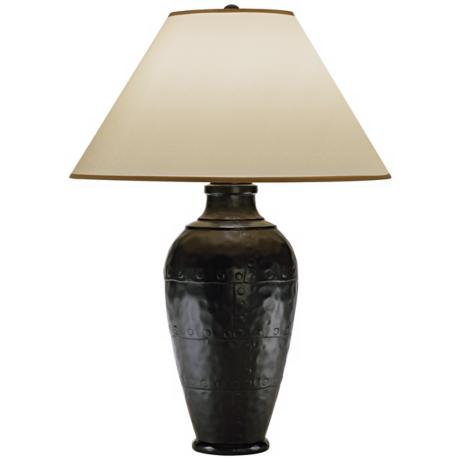 Robert Abbey Foundry Table Lamp