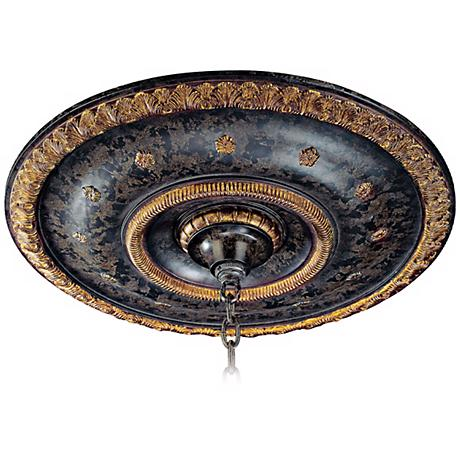 "Sanguesa Collection 22"" Wide Ceiling Medallion"