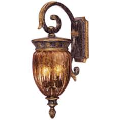"Sanguesa Collection 29 1/2"" High Outdoor Wall Light"