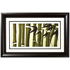 "Walt Disney Fantasia Bamboo Forest Framed 35"" Wide Wall Art"