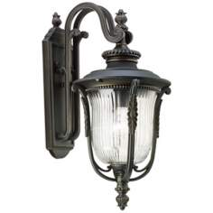 "Kichler Luverne 22 1/2"" High Outdoor Wall Light"