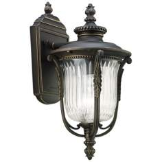 "Kichler Luverne 13 1/2"" High Outdoor Wall Light"