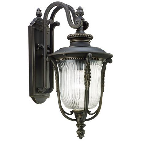 "Kichler Luverne 18"" High Outdoor Wall Light"