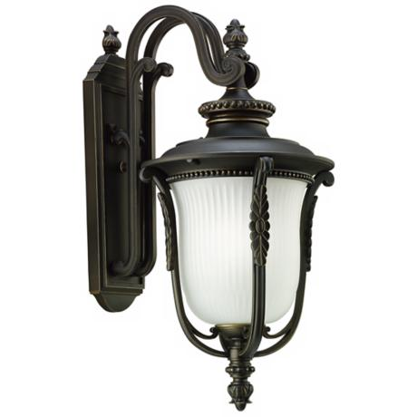 "Kichler Luverne 22 1/2"" High ENERGY STAR® Outdoor  Light"