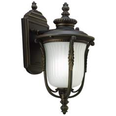 "Kichler Luverne 13 1/2"" ENERGY STAR® Outdoor Wall Light"