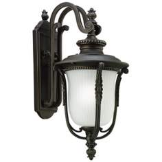 "Kichler Luverne 18"" High ENERGY STAR® Outdoor Wall Light"