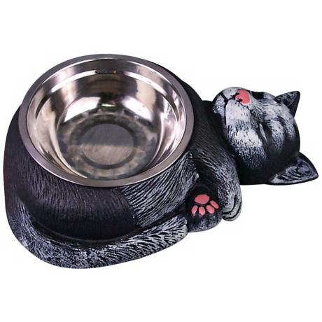 Little Kitty Cat Food Dish