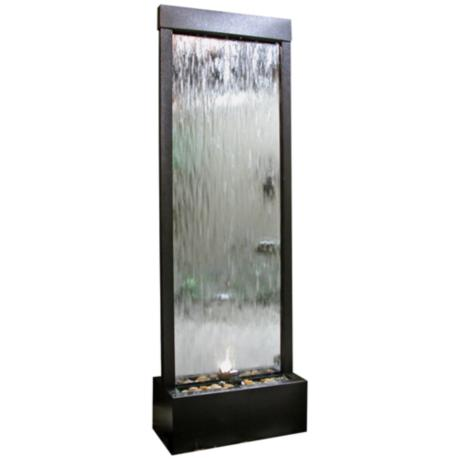 Modern Mirror Panel Fountain
