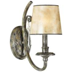 "Kendra Collection 13 1/2"" High Wall Sconce"