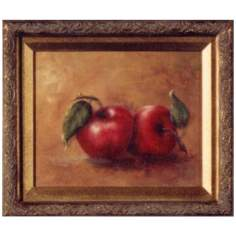 "Winesap Apples Print 10"" High Wall Art"