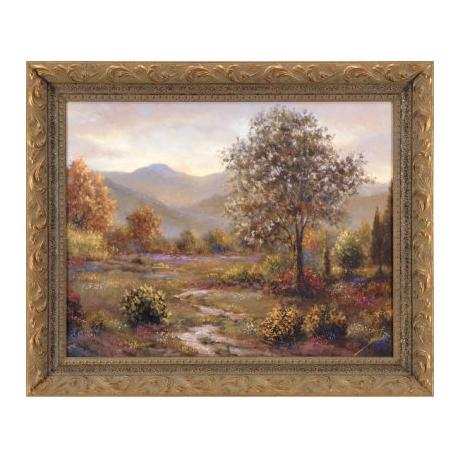 "Montree Print 28"" Wide Wall Art"