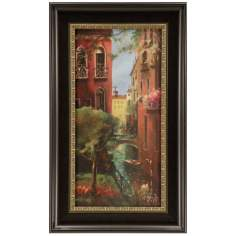 "Overlook Venice Print 24"" High Wall Art"
