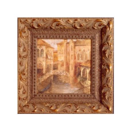 "Memories of Venice II Print 9"" Square Wall Art"