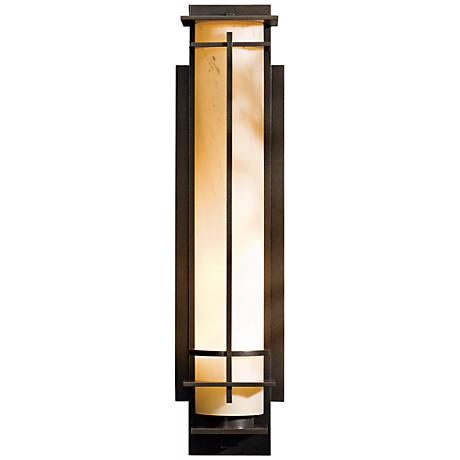 "Hubbardton Forge After Hours 27"" High Outdoor Wall Light"
