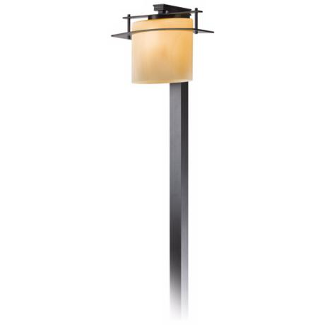 "Hubbardton Forge Arc Ellipse 14"" High Outdoor Post Light"