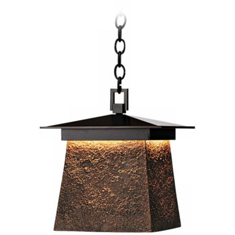 Hubbardton Forge Lightfall Dark Sky Hanging Light