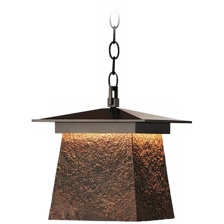 Hubbardton Forge Lightfall Dark Sky  Large Ceiling Fixture